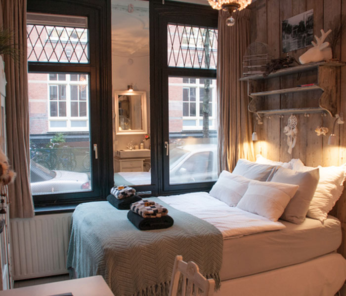 Guesthouse Bed and Breakfast Amsterdam