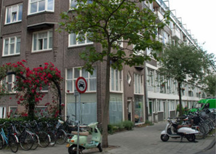 AB&B Flynt bed and breakfast amsterdam
