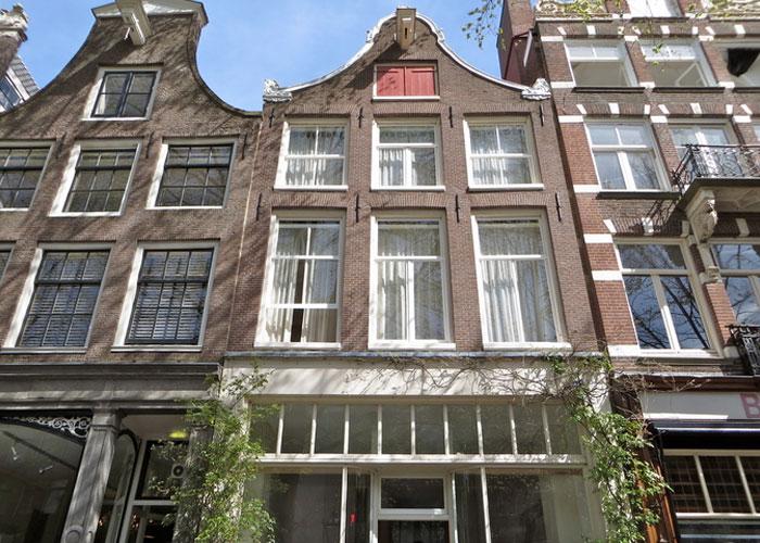 Casa Luna bed and breakfast amsterdam