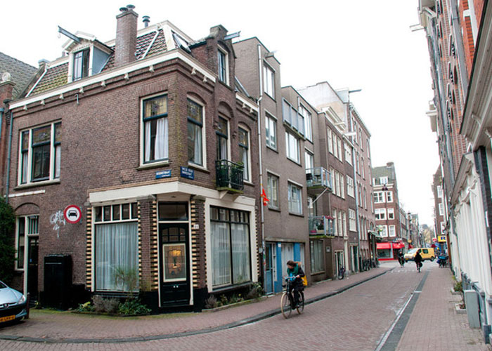 Studio Elf bed and breakfast Amsterdam