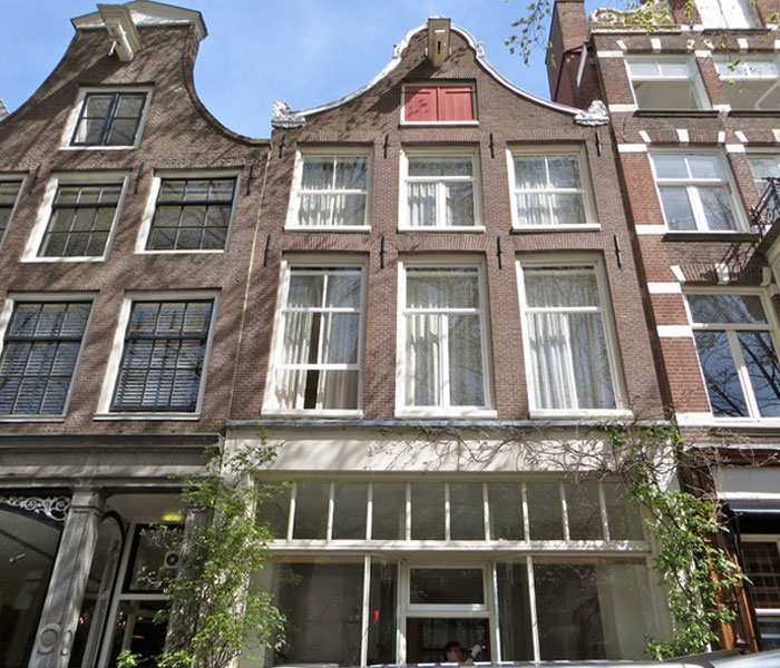 Casa Luna Bed and Breakfast Amsterdam