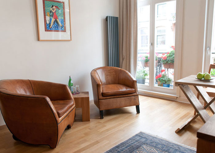 Le Quartier Sonang bed and breakfast amsterdam