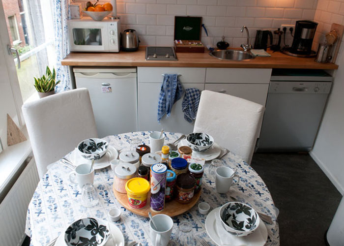 AB&B WestViolet bed and breakfast amsterdam