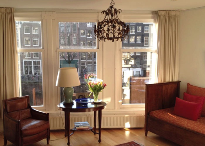 Canal View Bed and Breakfast Amsterdam